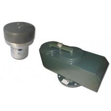 Совмещенный механический дыхательный клапан фланцевый  СМДК-150
