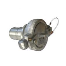 Муфта сливная резьбовая (комплект)МС - 1, Ду - 80
