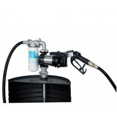 Комплект для перекачки топлива Piusi DRUM EX50 12V DC ATEX