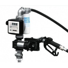 Комплект для перекачки топлива Piusi DRUM EX50 230V + K33 ATEX