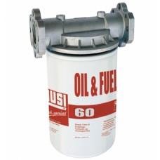 Фильтр механической очистки 10 мк для биодизеля, ДТ, бензина, масел 70 л/мин F0777200A