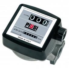 Счетчик механический PIUSI K33 ATEX Бензин Дизтопливо
