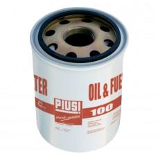 Картридж фильтра 10 мк F09359000 Piusi для биодизеля, ДТ, бензина, масел 100 л/мин