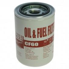 Картридж фильтра 10мк F00611000 PIUSI для биодизеля, ДТ, бензина, масел 60 л/мин