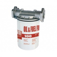 """Фильтр механической 10 мк 1"""" для биодизеля, ДТ, бензина, масел 100 л/мин"""