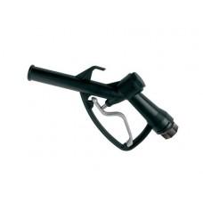 """Пистолет заправочный Piusi 1"""", пластиковый черный F0063000А"""