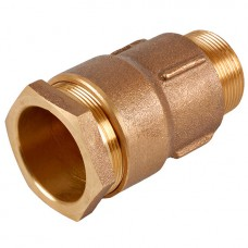"""Оконцевание трубы зажимное 50 мм * 1.5"""" BSPT mail 11.501"""