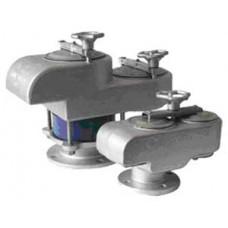 Совмещенный механический дыхательный клапан СМДК-50 на резьбе (под муфту).
